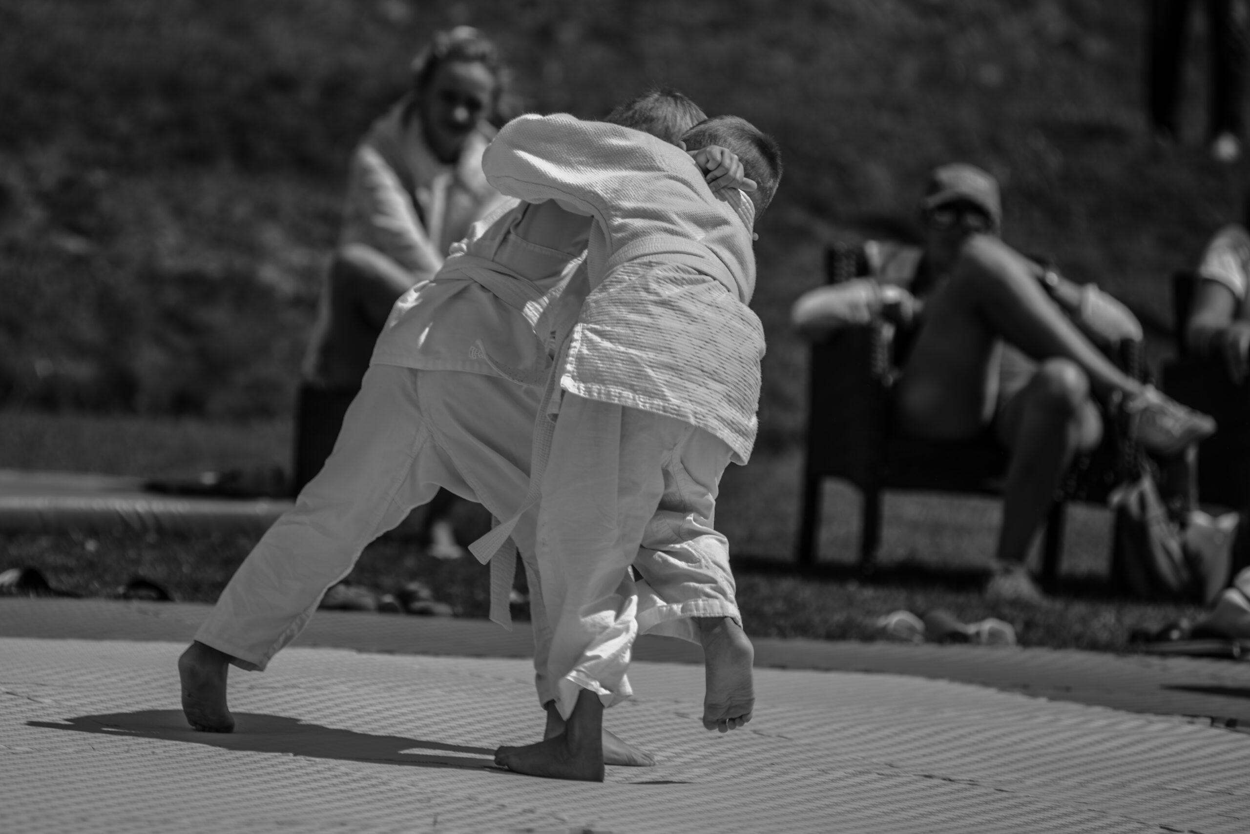 judo krakow